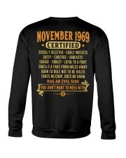 MESS WITH YEAR 69-11 Crewneck Sweatshirt thumbnail