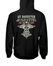 MY DAUGHTER - NURSE 012 Hooded Sweatshirt thumbnail