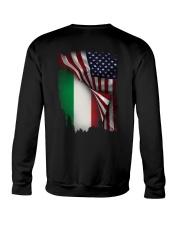 Flag-America-Italy Crewneck Sweatshirt thumbnail