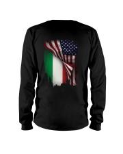 Flag-America-Italy Long Sleeve Tee thumbnail