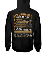 YEAR GREAT NEW 97-10 Hooded Sweatshirt back