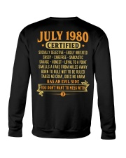 MESS WITH YEAR 80-7 Crewneck Sweatshirt thumbnail