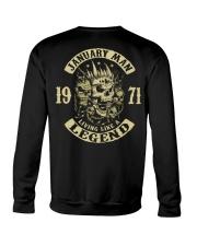 MAN 1971 01 Crewneck Sweatshirt thumbnail