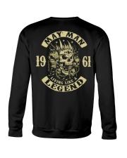 MAN 1961-5 Crewneck Sweatshirt thumbnail