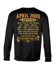 MESS WITH YEAR 00-4 Crewneck Sweatshirt thumbnail