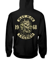MAN 1968-5 Hooded Sweatshirt back