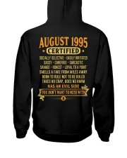 MESS WITH YEAR 95-8 Hooded Sweatshirt thumbnail