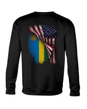 Flag-America-Rwanda Crewneck Sweatshirt thumbnail