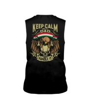 Keep Calm Dad - Hungary Sleeveless Tee thumbnail