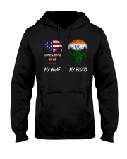 SKULL India Hooded Sweatshirt thumbnail