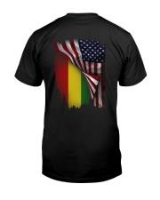 Flag-America-Ethiopia Classic T-Shirt thumbnail