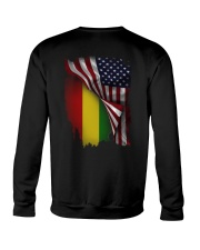 Flag-America-Ethiopia Crewneck Sweatshirt thumbnail