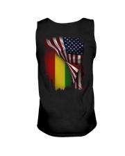 Flag-America-Ethiopia Unisex Tank thumbnail