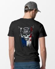DAD Panama Classic T-Shirt lifestyle-mens-crewneck-back-6
