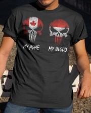 SKULL Canada - Austria Classic T-Shirt apparel-classic-tshirt-lifestyle-28