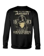 GOOD GUY 1983-1 Crewneck Sweatshirt thumbnail