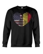 MY HEART Belgium Crewneck Sweatshirt thumbnail