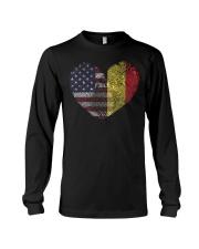 MY HEART Belgium Long Sleeve Tee thumbnail