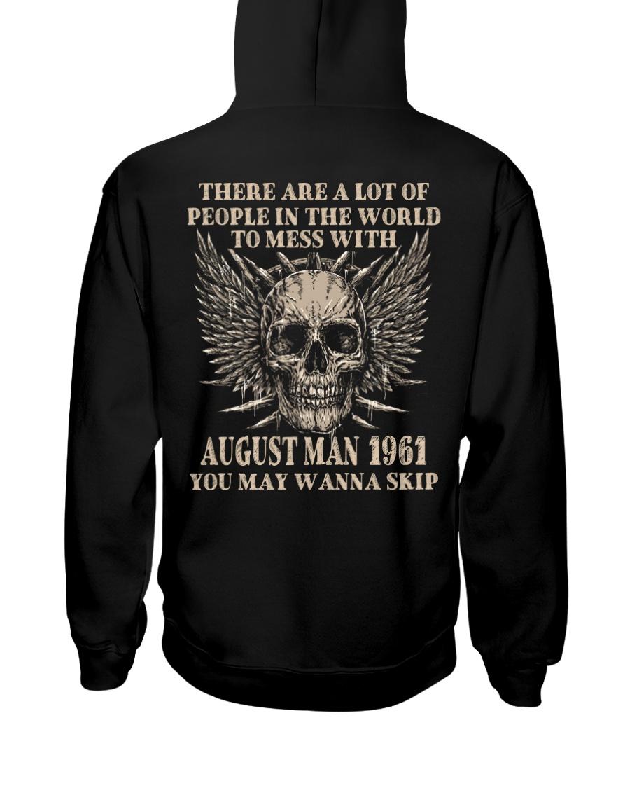 I AM A GUY 61-8 Hooded Sweatshirt