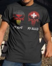 SKULL GERMANY - Switzerland Classic T-Shirt apparel-classic-tshirt-lifestyle-28