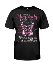 LADY 05 Classic T-Shirt front