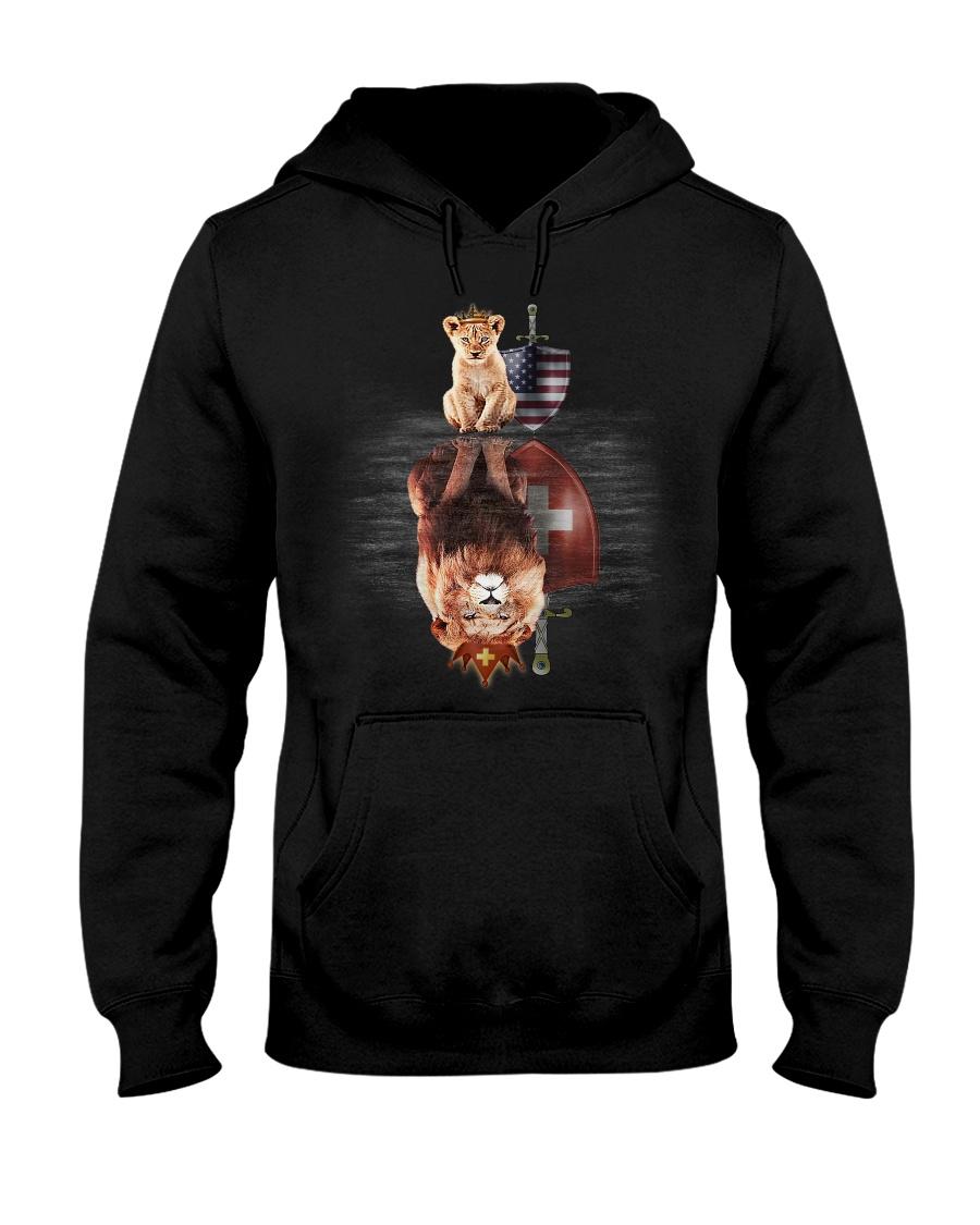 King Switzerland Hooded Sweatshirt