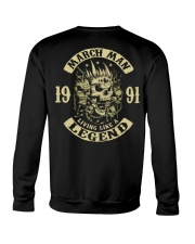 MAN 1991- 3 Crewneck Sweatshirt tile