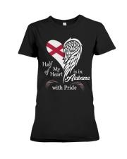 Pride Alabama Premium Fit Ladies Tee thumbnail