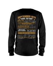 YEAR GREAT 74-9 Long Sleeve Tee thumbnail