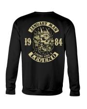 MAN 1984- 1 Crewneck Sweatshirt thumbnail