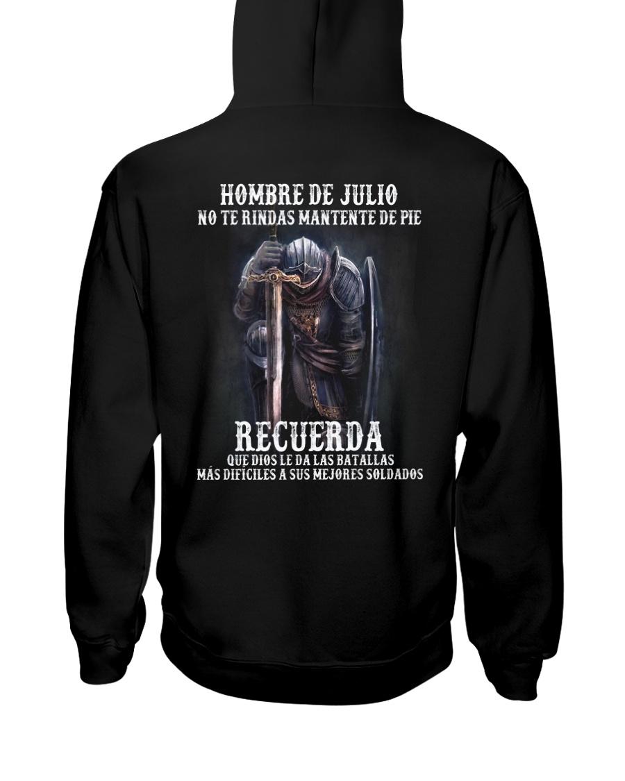RECUERDA 7 Hooded Sweatshirt