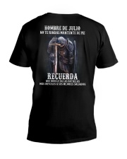 RECUERDA 7 V-Neck T-Shirt thumbnail