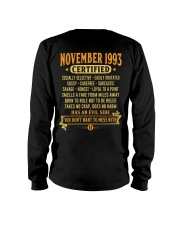 MESS WITH YEAR 93-11 Long Sleeve Tee thumbnail