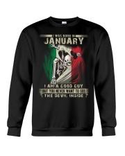 GOOD GUY ITALIAN1 Crewneck Sweatshirt thumbnail
