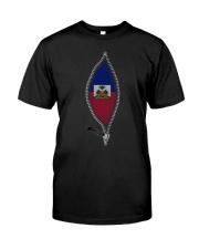 Zipper Haiti Classic T-Shirt thumbnail