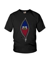 Zipper Haiti Youth T-Shirt thumbnail