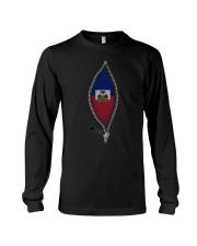 Zipper Haiti Long Sleeve Tee thumbnail