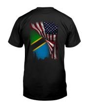 Flag-America-Tanzania Classic T-Shirt thumbnail