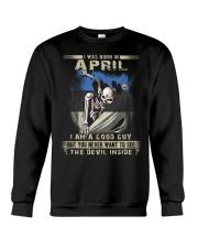 GOOD GUY ESTONIAN4 Crewneck Sweatshirt thumbnail