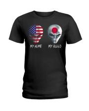 Japan Ladies T-Shirt thumbnail