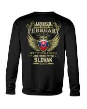 Legends - Slovak 02 Crewneck Sweatshirt thumbnail