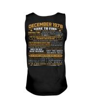 YEAR GREAT 78-12 Unisex Tank thumbnail