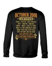 MESS WITH YEAR 00-10 Crewneck Sweatshirt thumbnail