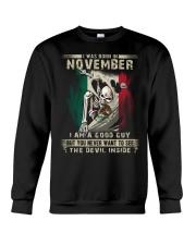 GOOD GUY MEXICAN11 Crewneck Sweatshirt thumbnail