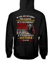 MY LIFE SPA Hooded Sweatshirt thumbnail