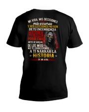 MY LIFE SPA V-Neck T-Shirt thumbnail