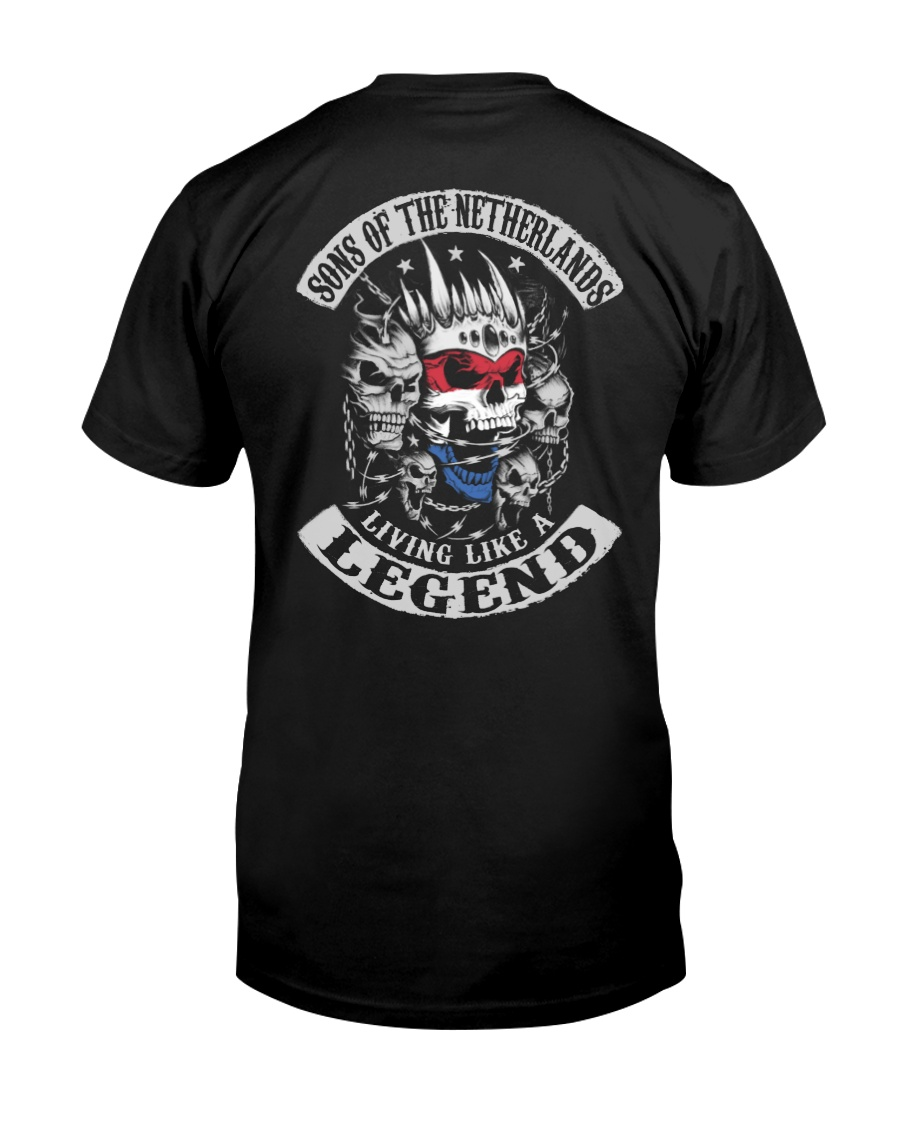 SONS OF NETHERLANDS Classic T-Shirt