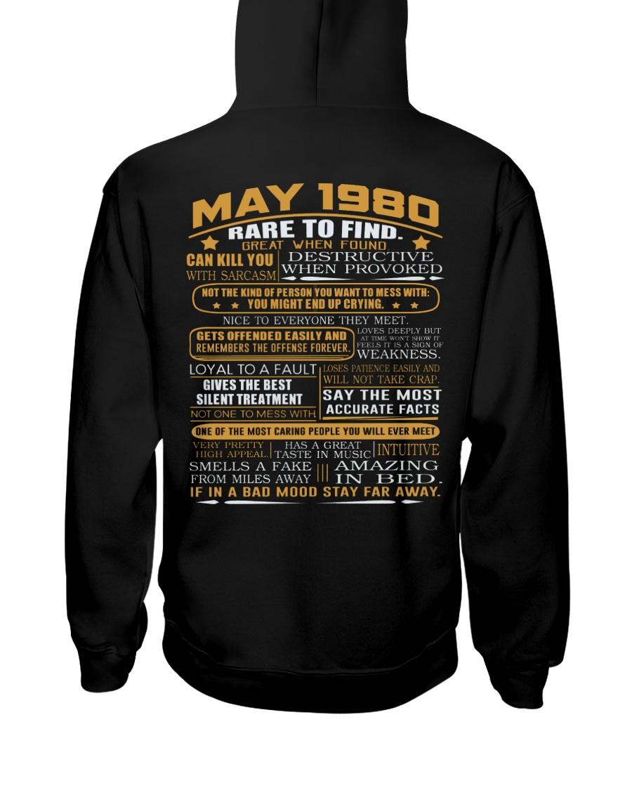 YEAR GREAT 80-5 Hooded Sweatshirt