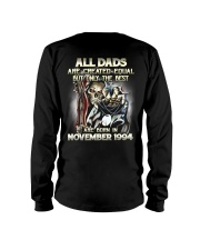 DAD YEAR 94-11 Long Sleeve Tee tile