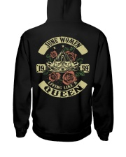 QUEEN 1959 - 06 Hooded Sweatshirt back